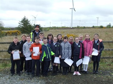 UKI Wind Altahullion Community Faughanvale School 1